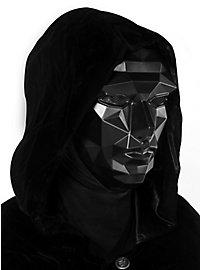 Korean Game Frontmann Maske mit Umhang Kostüm