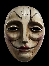 Krampus Window Goggle Mask