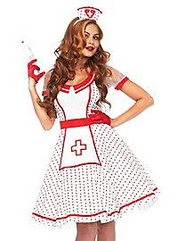 Krankenschwester Damenkostüm