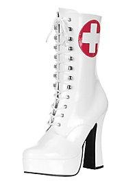 Krankenschwester Stiefel