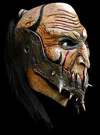 Kriegsfürst Maske aus Latex