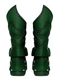 Armschienen - Kriegsherr (Deluxe) grün