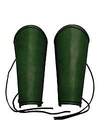 Armschienen - Kriegsknecht grün