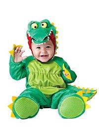 Krokodil Babykostüm