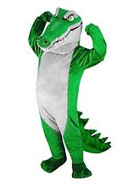 Krokodil Maskottchen