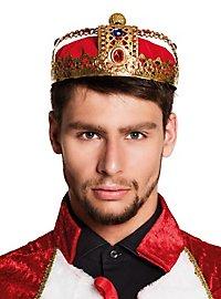Krone Thronfolger mit Stoffeinlage