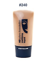 Kryolan HD Micro Foundation Matifying Liquid 240