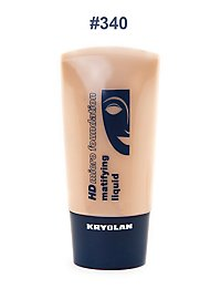 Kryolan HD Micro Foundation Matifying Liquid 340