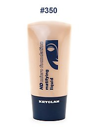 Kryolan HD Micro Foundation Matifying Liquid 350