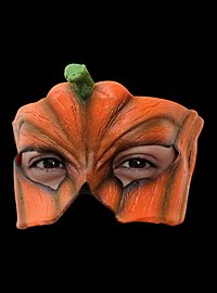 Kürbis Augenmaske
