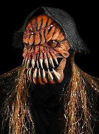 Kürbiss Monstermaske aus Latex