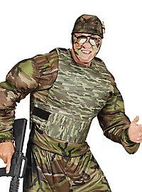 Schutzweste Camouflage