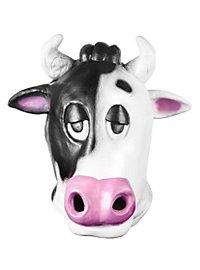 Kuh Maske aus Latex