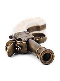 Kumbley & Brum Pocket Flintlock Pistol  Replica Weapon
