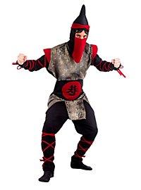 Kung Fu Kämpfer Kostüm