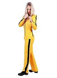 Kung Fu Meisterin Kostüm