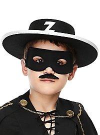 Kurzer Schnurrbart für Kinder