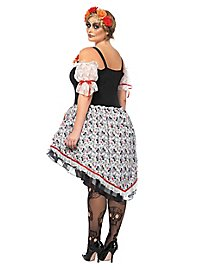 La Catrina XXL Kostüm