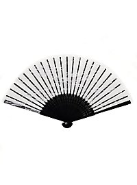 Lace Fan white