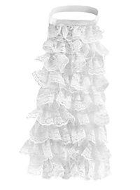 Lace Jabot white