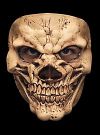 Lachender Schädel Maske des Grauens