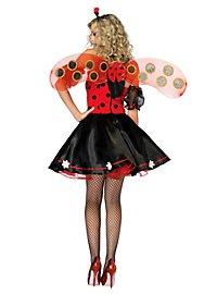 Marienkäfer Kostüm | Damen | fünfteilig