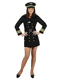 Lady Co-Pilot Costume