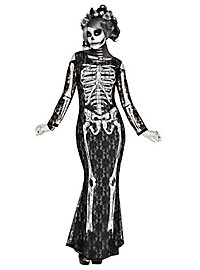 Lady Death skeleton dress costume