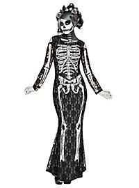 Lady Death skeleton dress costume