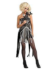 Lady Gaga Sternenkleid