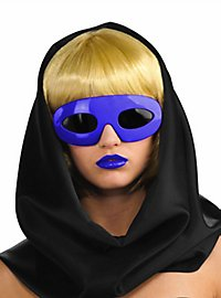 Lady Gaga Sunglasses purple