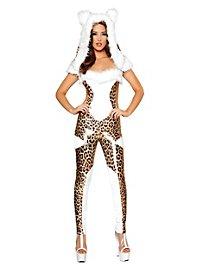Lady léopard Déguisement