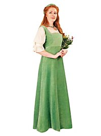 Lady of the Castle Costume green