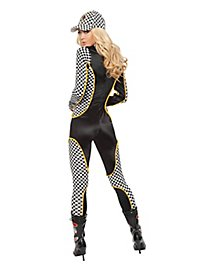 Lady Race Car Driver Costume