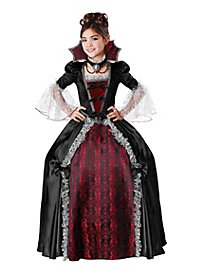 Lady Vampiress Kids Costume