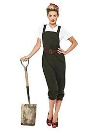 Landarbeiterin Kostüm