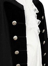 Landvogt Mantel schwarz