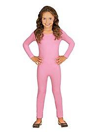 Langer Body für Kinder rosa