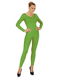 Langer Body grün