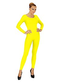 Langer Body neon-gelb