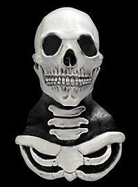 Langhals Totenkopf Maske