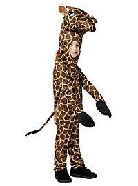 Langhalsgiraffe Kinderkostüm