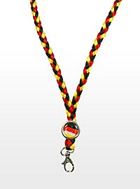 Lanyard Keychain Germany