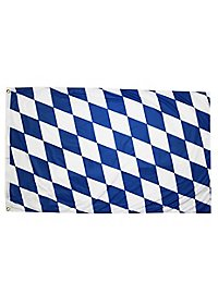 Large Bavaria Flag lozenge