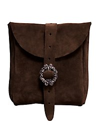 Large Villain Pocket dark brown
