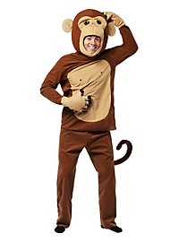 Laughing Monkey Costume
