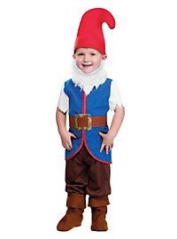 Lawn Gnome Kids Costume for Boys