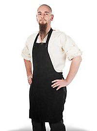 Leather Apron - Smith black