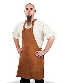 Leather Apron - Smith light brown