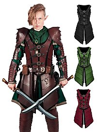 Leather Armour - She-Elf Warrior